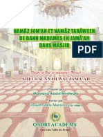 Namaz Jumu'Ah Et Taraaweeh de Bane Madames en Jama'Ah Dans Masjid