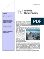 Final Issue of Airelon's Market Tactics