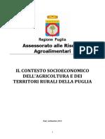 Analisi Contesto PSR Puglia 201420