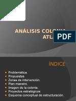 analisis colonia atlampa