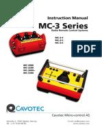 MAN 05 004 01 Operators Manual MC 3 6