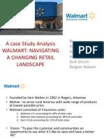 Strategy Walmart