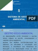 5 Sga - Sistema de Gestao Ambiental
