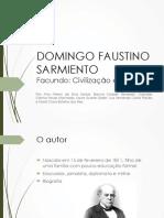 Domingo Facundo Sarmiento