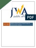 JWA report