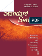Dr. Gregory J. Cizek, Michael B. Bunch-Standard Setting_ A Guide to Establishing and Evaluating Performance Standards on Tests.pdf