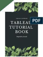 Tableau tutorial.docx