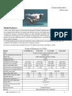 YC6A Marine Engine