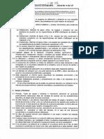Resolución 1160 de 2016-Examen