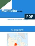 Manitoba 1940