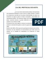 IMPORTANCIA DEL PROTOCOLO DE KIOTO.docx
