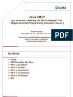 01-JavaOOP-LearningTheJavaLanguageTrail.OOPConceptsLesson