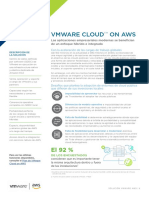 VMC on AWS Solution Brief