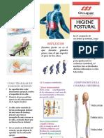 FOLLETO higiene postural.pptx