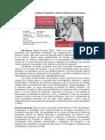 Biopolítica y discurso identitario. Presentación y programa..docx