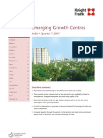 Knight Frank q1 2007 Emerging Growth Centres
