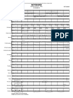 00 - Skyward - A3 Print Score