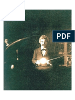 Mark Twain at Tesla's Lab