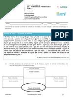 Cp1, Tema 1; Ficha1; Liberdade e Responsabilidade
