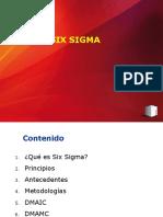 CMC 10 Six-sigma
