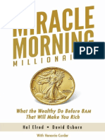 Hal Elrod & David Osborn & Honoree Corder - Miracle Morning Millionaires_ What the Wealthy Do Before 8AM That Will Make You Rich (The Miracle Morning Book 11) (2018, Amazon Digital Services LLC).pdf
