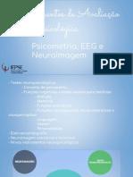 Instrumentos de Avaliação Neuropsicológicos_ Psicometria, EEG e Neuroimagem