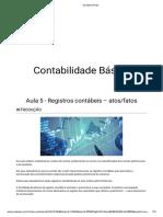 Aula 5 - Registros Contábeis.pdf