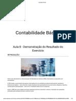 Aula 8 - Demonstração do resultado do exercício.pdf