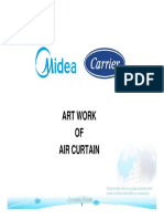 Air Curtains Carrier Artwork
