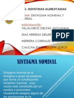 Sintagma Nominal
