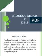 3. Bioseguridad y EPP (Equipo de Proteccion Personal)