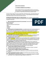 275109245 Guia de Debate de Proceso Penal Guatemalteco