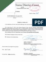 CALAIACOVO Complaint Redacted