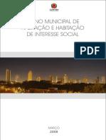 Pref. Munic. de Curitiba - Plano Municipal de Habitação (2008, Estudo)