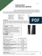 Teadit Data Sheet