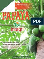 48. Biologia y Ecofisiologia Del Cultivo de Papaya