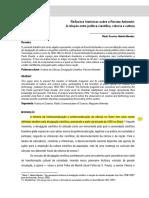 ABDALA-MENDES, Marta. Reflexões Históricas Sobre a Revista Anhembi