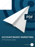 AdRoll Account Based Marketing a Practical Guide