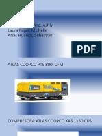 Atlas Coopco Pts 800 Cfm