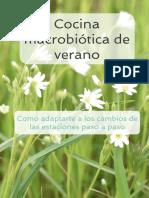 eBook Cocina Macrobiótica de Verano