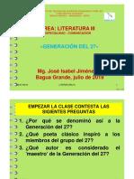 Generación 27 -PDF