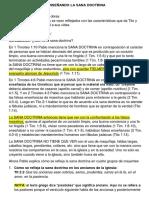 02 Enseñando La Sana Doctrina 2 1-9