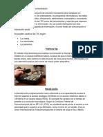 Tipos de Tecnologías y Comunicación