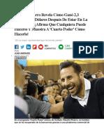 Claudio Pizarro Revela Cómo Ganó 2