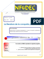 Espanol Ciclo 4B Guia 1