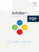 Arbiter 4 Manual Xbox One