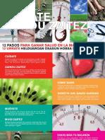 12 PASOS PARA GANAR SALUD EN LA MADUREZ