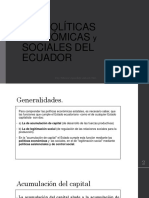 Modelo Agroexportador en Ecuador