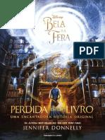 A Bela e a Fera_ perdida em um livro - Jennifer Donnelly.pdf