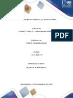 Tarea 1 Hidrocarburos Alifáticos Grupo 100416 131